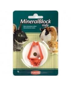 Padovan Mineral Block Rody per Conigli Nani e Cavie da 50 gr