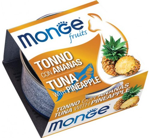 Monge Natural Superpremium Fruits Gatto Umido da 80 gr