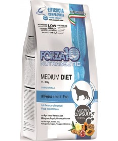 Forza10 Diet per Cane Medium con Pesce