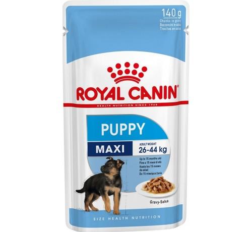 Royal Canin per Cane Maxi Puppy 1 Bustina da 140,00 gr