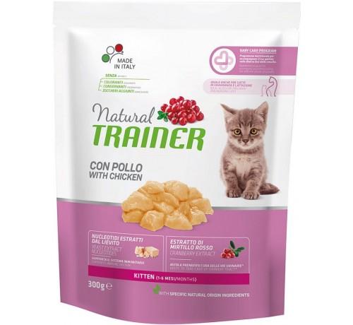 Trainer Natural Gatto Secco Kitten Pollo