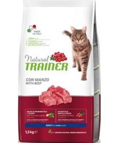 Trainer Natural per Gatto Adult con Manzo