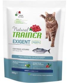Natural Trainer Exigent per Gatto con Pesce Dell'Oceano da 300g