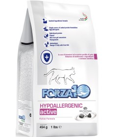 Forza10 Hypoallergenic per Gatto da454 gr