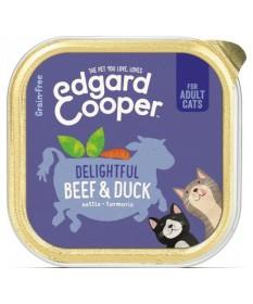 Edgard&Cooper Grain Free AdultperGatti da 85 gr