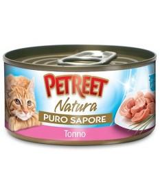 Petreet Natura Puro Sapore per Gatto da 70 gr