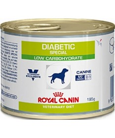 Royal Canin Special Low Carbohydrate per Cane Diabetic