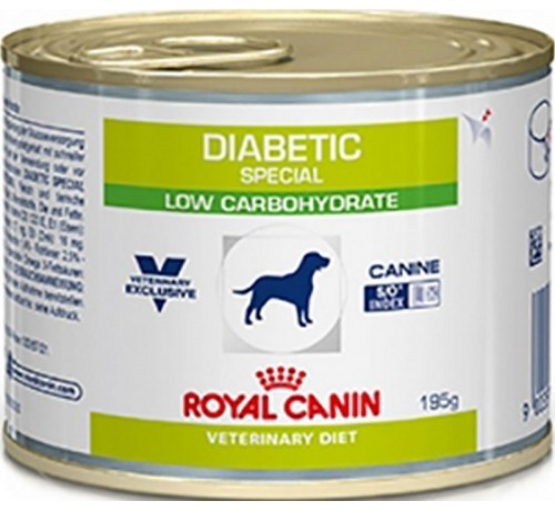 Royal Canin Cane Diabetic Special Low Carbohydrate