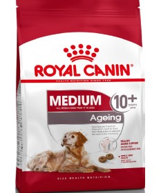 Royal Canin per Cane Medium Ageing 10+ da 3 Kg