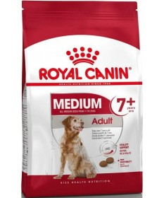 Royal Canin per Cane Adult 7+ Medium