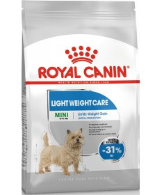 Royal Canin Cane Mini Light Weight Care