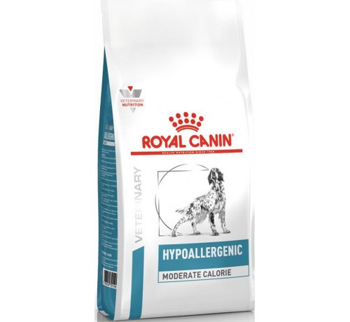 Royal Canin Cane Hypoallergenic Moderate Calorie