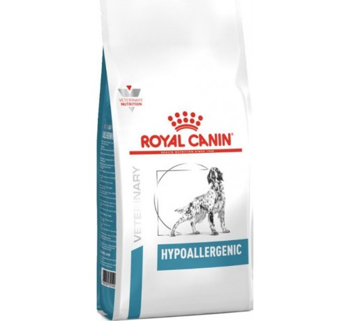 Royal Canin Hypoallergenic per Cane