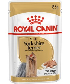 Royal Canin cane umido Adulto Over 10 Yorkshire Terrier da 85g