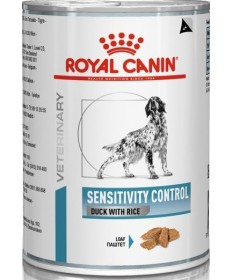Royal Canin Sensitivity Control Anatra & Riso da 420gr
