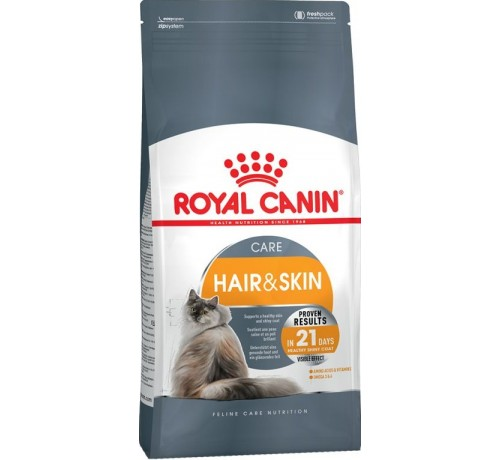 Royal Canin Gatto Hair & Skin Care