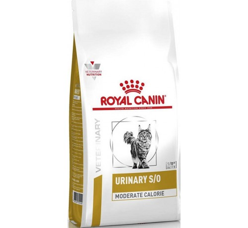 Royal Canin Gatto Urinary Moderate Calorie