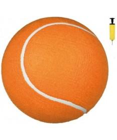 Trixie Palla Gonfiabile incl. pompa da Tennis XXL per Cani da 22 cm