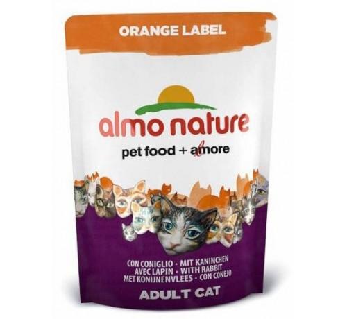 Almo Nature Gatto Orange Label 105 gr