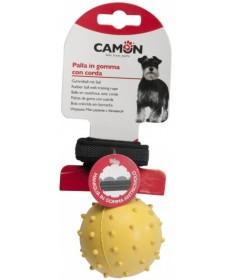 Camon Palla in Gomma con Corda per Cani diam. 64 mm