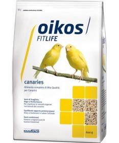 Oikos Canaries per Canarini da 600 gr