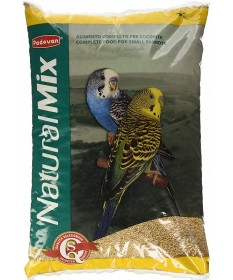 Padovan Natural Mix per Cocorite da 5 Kg