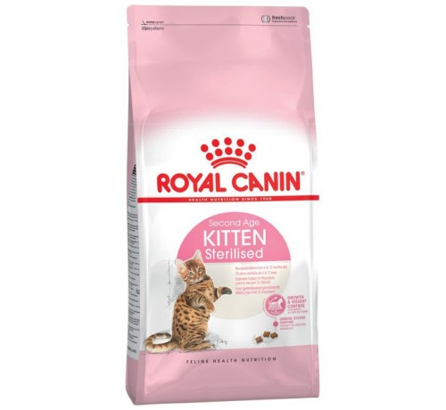 Royal Canin Gatto Kitten Sterilised