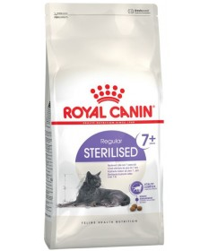 Royal Canin Gatto Sterilised 7+