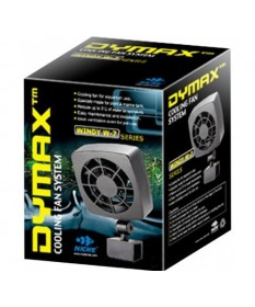 Dymax Cooling Fan System Windy W-7 Series Ventola per Acquari