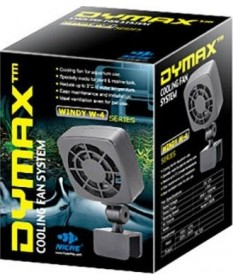 Dymax Cooling Fan System Windy W-4 Series Ventola per Acquari