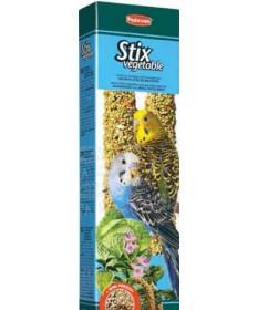 Padovan Stix Vegetable per Cocorite e Uccelli Esotici da 80 gr