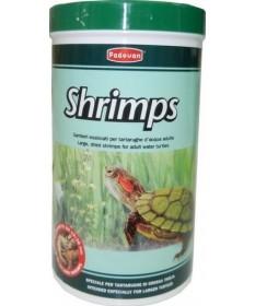 Padovan Shrimps per Tartarughe Acquatiche di grossa taglia da 1 lt/ 160 gr