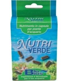 Blu Bios Nutri Verde 10 capsule per Piante d'acquario