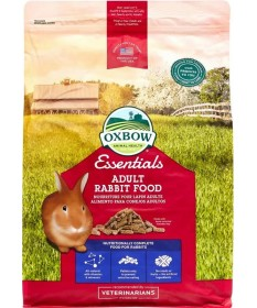 Oxbow Essential Adult Rabbit Food da 2.270 Kg