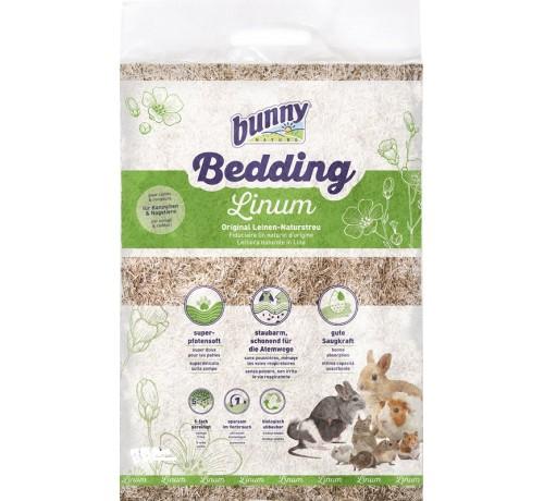 Bunny Bedding Linum con Lino per Roditori da 12,5 lt