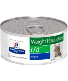 Hill's Prescription Diet r/d per Gatto da 156 gr