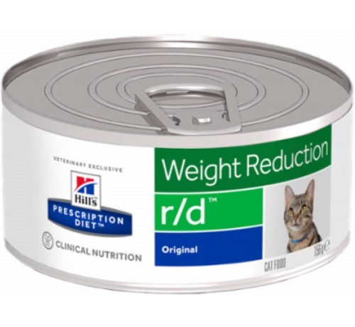 Hill's Prescription Diet r/d Gatto umido da 156 gr