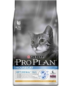 Pro Plan Optirenal per Gatto di casa con Pollo da 400gr
