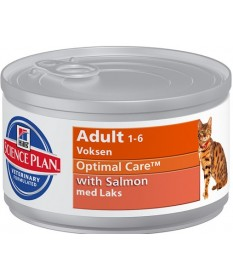 Hill's Science Plan Gatto umido Adult con Salmone da 85 gr