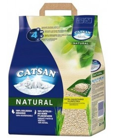 Catsan Lettiera Natural da 5 Lt