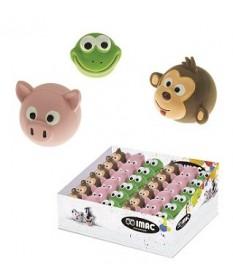 Imac Giochi per Cani in Latex in Forme e Colori diversi