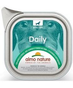 Almo Nature Daily Menu per Cane in Vaschetta da 100 gr