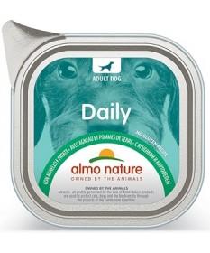 Almo Nature Cane Daily Menù Vaschetta 300 gr