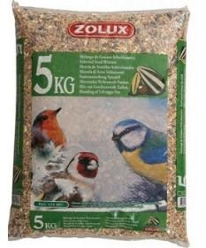 Zolux Granaglie per Uccelli da Giardino