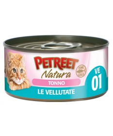 Petreet Natura Le Vellutate per Gatto da 70 gr