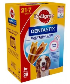 Pedigree Dentastix Multipack per Cani Medium da 28 pz