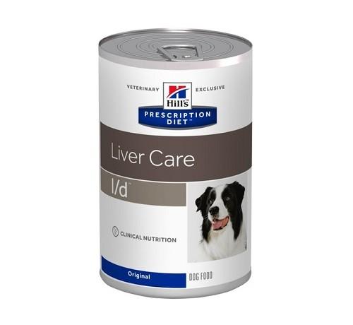 Hill's Prescription Diet l/d Cane umido da 370 gr