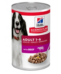 Hill's Science Plan Canine Adult Advanced Fitness da 370 gr
