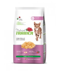 Trainer Natural per Gatto Young con Pollo Fresco