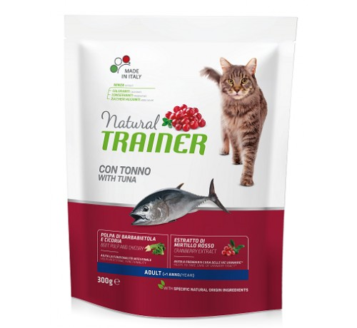 Trainer Natural Gatto Secco Adult con Tonno